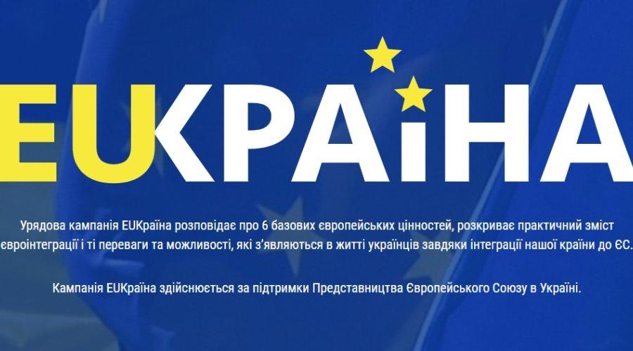 Інформаційна кампанія EUКраїна